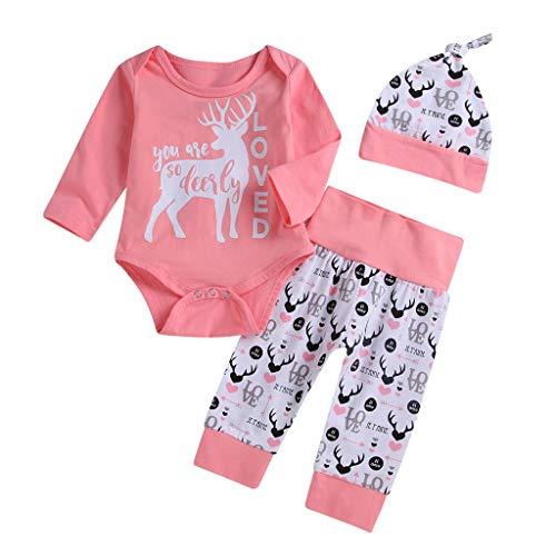 URMAGIC Sports Pantalon Enfant Filles,Garcons Jogging Pantalon Elastique B/éb/é Trousers 0-5Ans