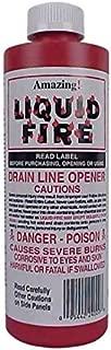 Liquid Fire Drain Line Opener, 16 Oz