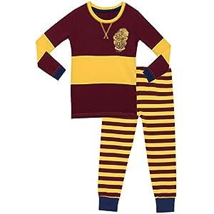 HARRY POTTER - Pijama para niñas Ajuste Ceñido 8