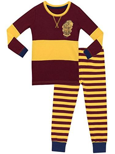 Harry Potter Ensemble De Pyjamas - Gryffindor