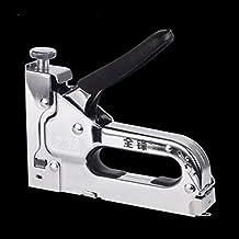 HMG Pistola de Clavos Tipo U/Tipo T/Tipo de Puerta Clavadora Universal (Color : Color2)
