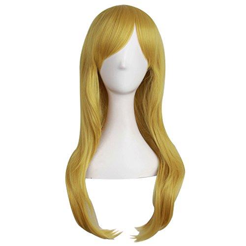 comprar pelucas amarillas en línea