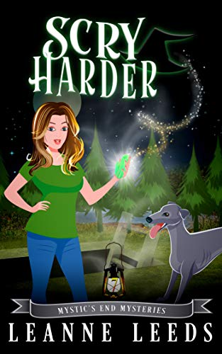 Scry Harder (Mystic's End Mysteries Book 7) (English Edition)