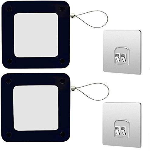 2個ドアクローザー 自動ドアクローザー 玄関 室内用 小型 引き戸クローザー ミニドアクローザー 家庭用引戸クローザー 万能取替え用 静音 設置簡単 自動閉鎖 軽いドア 室内の扉が自動で閉まる