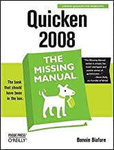 Bonnie Biafore: Quicken 2008 : The Missing Manual (Paperback); 2007 Edition