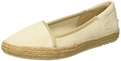 Timberland Damen Casco Bay Pumps, Bianco, 38 1/2 EU