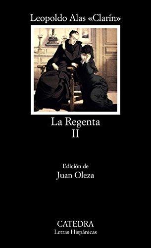La Regenta 2: La Regenta 2 [Lingua spagnola]