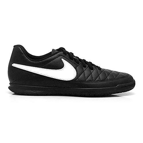 Nike JR MAJESTRY IC, Zapatillas de fútbol Sala Unisex niño, Negro (Black/White/Volt 017), 35 EU