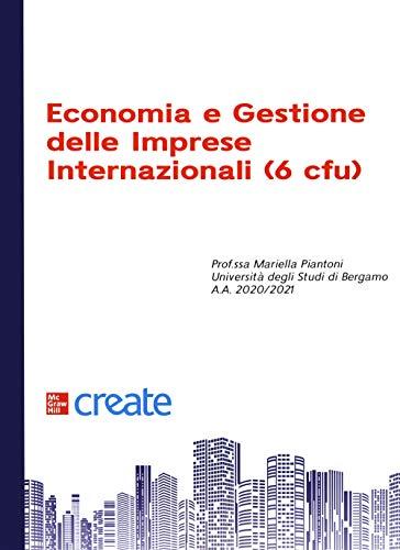 Economia e gestione delle imprese internazionali (6 cfu)