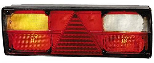 HELLA 9EL 340 208-021 Lichtscheibe, Heckleuchte - Einbauort: links/rechts