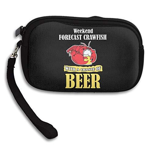 Iop 90p Weekend Forecast Crawfish con una Oportunidad de Cerveza Cartera con...