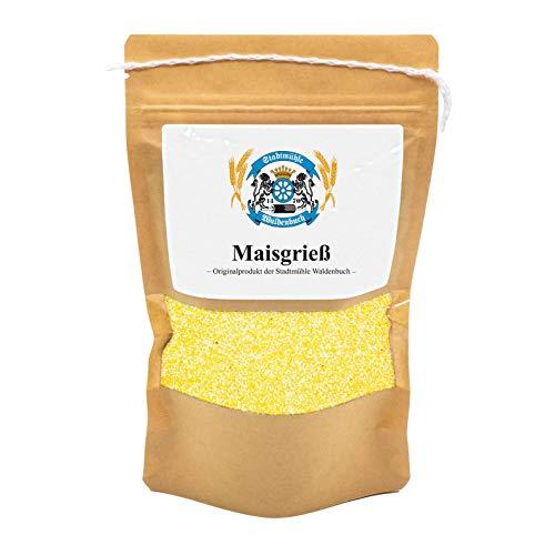 Maisgrieß, ohne Konservierungsmittel oder Zusatzstoffe, 1 kg