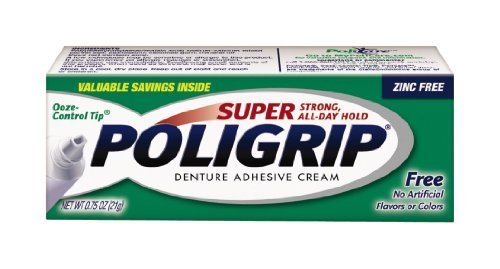 Super Poligrip 即納最大半額 Free Travel Size of .75-Ounce Packages 12 ランキング総合1位 Pack