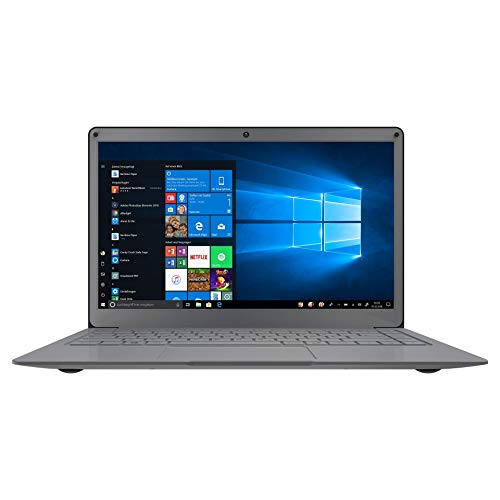 TREKSTOR SURFBOOK A13-P, Ultrabook (13,3 Zoll Full-HD IPS Bildschirm, Intel Pentium N4200, 8 GB RAM, 128 GB Speicher, Windows 10) dunkelgrau