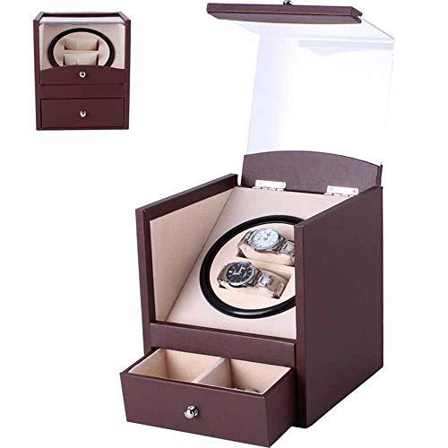 ZHYF Caja De Reloj Enrollador De Reloj Mecánico Automático Caja De Reloj...