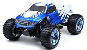 DD Red Exceed RC 1//10 Brushless PRO 2.4Ghz Electric Infinitive EP RTR Off Road Truck