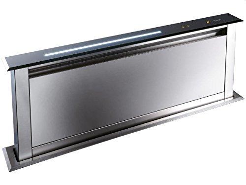 Best Dunstabzugshaube Lift FPX Edelstahl Schwarz 92