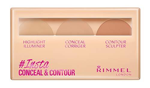 Rimmel Insta Conceal & Contour Palette-010 Light