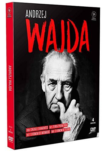 Andrzej Wajda [Digipak com 4 DVD's]