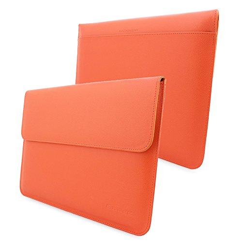 Funda para Macbook de cuero sintético SNUGG