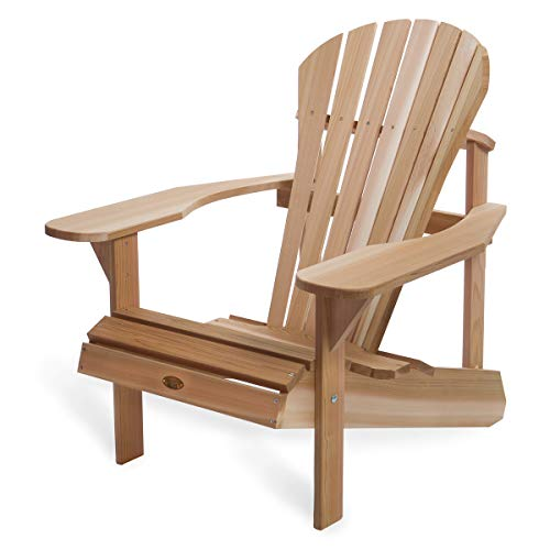 All Things Cedar AT20 Adirondack Cedar Athena Chair