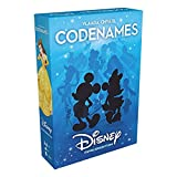 Czech Games Edition CGED0049 Asmodee Codenames Disney Familienedition, Kartenspiel, Ratespiel,...