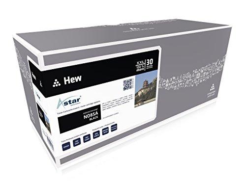 Astar AS19285 Toner kompatibel zu HP NO85A, 3200 Seiten, 100% Mehrleistung, XXL, schwarz
