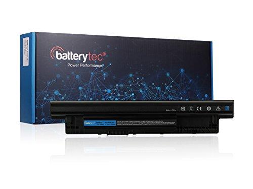 Batterytec® Relacement Batterie d'ordinateur portable pour Dell Inspiron 3421 5421 3521 5521 3721 5721,Vostro 2421 2521 0mf69 24drm 312-1387,312-1390 312-1392 312-1433 N121y Pvj7j W6xnm Xrdw2 Ygmtn.[11.1V 4400mAh]