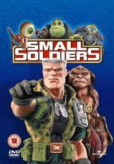 Small Soldiers [Region 2] by Kirsten Dunst