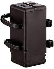 First4magnets F4MW15-1 Water airconditioning magneet X5000 voor 15 mm koper/kunststof buizen (30 x 65 x 30), zilver, 25 x 10 x 3 cm