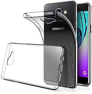 Samsung Galaxy A5 2016 (SM-A510F) TPU Silicone Clear Case Back Cover By Muzz