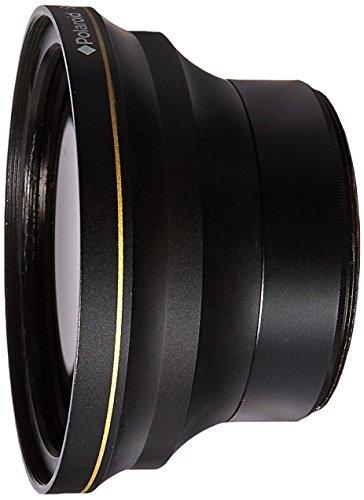 Polaroid Studio Series .43X HD Super Wide Angle Lens 58mm