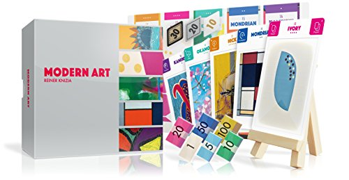 Oink Games Modern Art - Deutsch