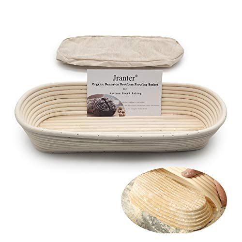 cesta fermentacion pan de la marca BabyFoxy