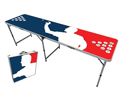 Original Cup - Offizieller Player Beer Pong Tisch - Premium Qualität - Player Version- Offizielle Wettkampfmaße - Kratz- und Wassergeschützt - Stabil - Partyspiele - Trinkspiele