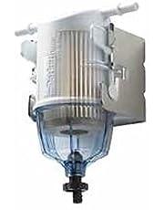 Racor Snapp Filtro de combustible separador de agua - 10 micras para gasolina