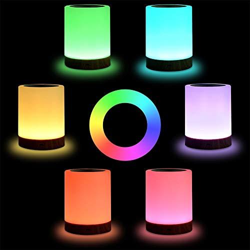CALISTOUK Lámparas de mesa