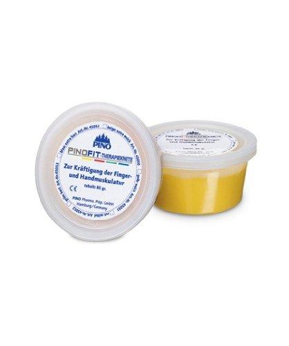 PINO PINOFIT®-Therapieknete gelb weich, 85 g Art.-Nr. 45051