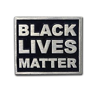 STOCKPINS Black Lives Matter Lapel Pin