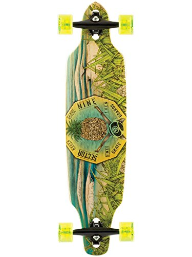 Sector 9 Longboard completo Mini Lookout 37.5