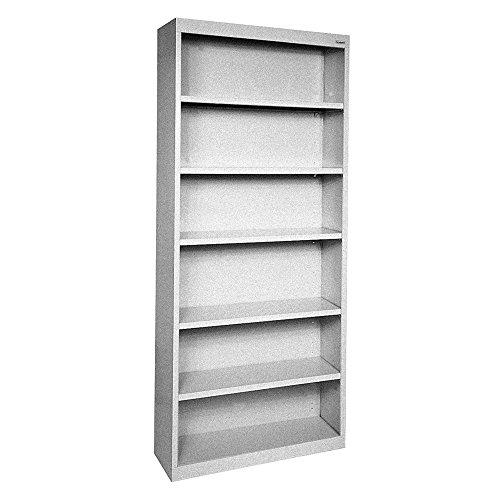 Sandusky Lee BA50361884-MG Elite Series Welded Bookcase, Multi Granite