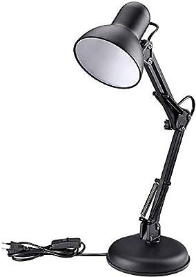 Luminária de Mesa Articulada Dobrável Pixar Casa Iluminação