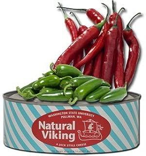 WSU Wazzu Creamery Viking Crimson Fire Cheese 30 Oz