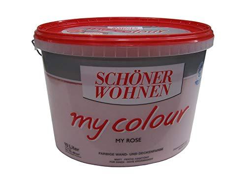SCHÖNER WOHNEN MY COLOUR 10 L (My Rose)