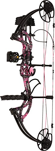 Bear Archery Cruzer G2 RTH Compound Bow - Moonshine Muddy Girl - Left Hand