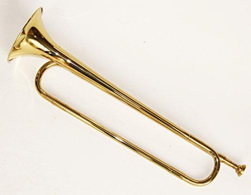 Cherrystone 0754235506447 Bb Fanfare Signalhorn Kavallerie Trompete gold