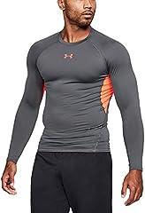 Under Armour Camiseta Manga Larga Hombre HeatGear