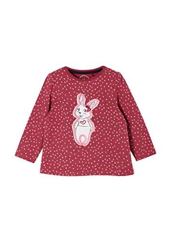 s.Oliver Junior Baby-Mädchen 405.10.010.12.130.2058525 T-Shirt, 45A8, 68