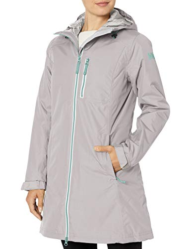Helly Hansen Damen Damen Jacke Long Belfast Winter Jacke, Penguin, S, 62395