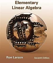 Best larson linear algebra 7th Reviews